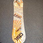 new jersey gallop horse racing wrap_snowboard