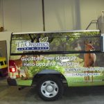 step one signs randolph nj long valley finished vehicle wraps