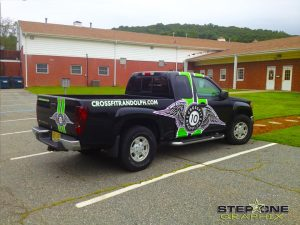 crossfit-randolph-truck-graphics