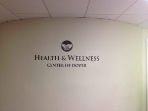 health-and-wellness-center-dover-dimensional-lettering