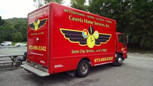 caserta-home-services-full-box-truck-wrap