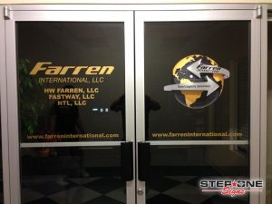 hw-farren-gold-leaf-door-lettering